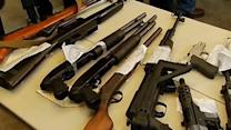 3 Bay Area cities hold gun buy-back event