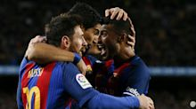 100th Suarez goal, Neymar slump-buster and another Messi free kick push Barca past Athletic in Copa del Rey