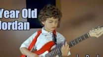 Six Year Old Shows Off Musical Mastery in Upbeat Performance