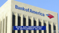 May jobs numbers; BofA in mortgage settlement talks; Walmart shareholder meeting