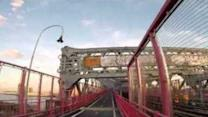 Time Lapse of Cycle Commute Through New York City