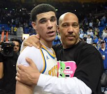 LaVar Ball was a decent athlete, but he probably couldn't take on Michael Jordan