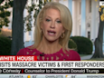 Kellyanne Conway uses Las Vegas shooting to blame Obama for failing to pass gun control law