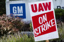 The Latest: GM talks hit snag over job security guarantees