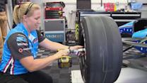 The Indy Pit Girl Breaking Barriers
