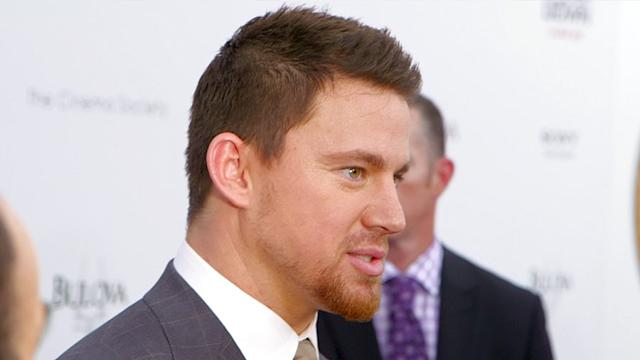Video: Which of Channing's Costars Said