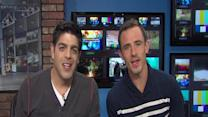 RightThisMinute: Motorcycle tricks from two riders