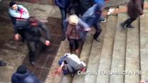 The wounded take a beating in Kharkiv
