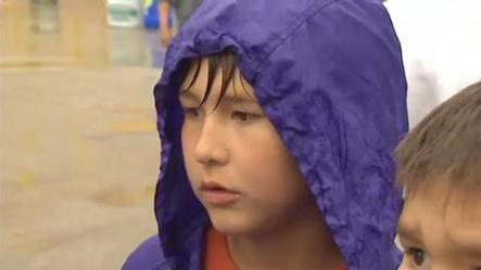 RAW: Kids recount teen's fall from coaster at Red River Ex