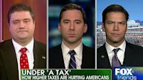 How higher taxes are impacting Americans