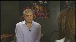 WEB EXCLUSIVE: Taylor Hicks Interview