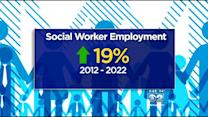 Demand For Social Workers Expected To Grow