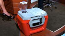 """Coolest"" cooler spawns third most-funded product in Kickstarter history"