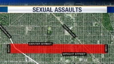 Group Of Men Speak Out To Stop Sexual Assaults In Their Area