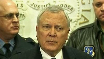 Ga. Governor Takes Blame for Storm Preparations