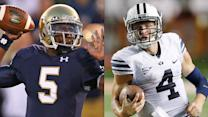 Can Notre Dame, BYU make College Football Playoff?