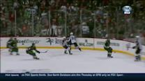 Scandella scores long range empty netter