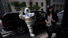 Michelin Man Grabs a Free Lunch