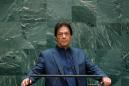 Pakistan's Khan says millions of Muslim refugees could flee India