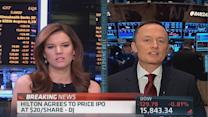 Hilton to price IPO at $20 per share