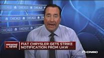 United Auto Workers warns Fiat of strike
