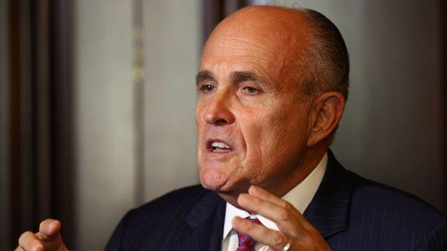 Rudy Giuliani remembers 9/11, reacts to Obama's Syria speech