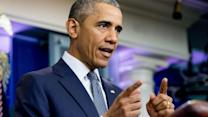 Obama: Presidency Is Not a 'Reality Show'