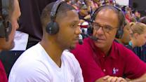 Eric Gordon Interview