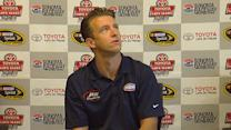 Allmendinger: 'Are you excited to be here?'