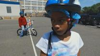 First of Its Kind Program Teaches Kids to Ride a Bike