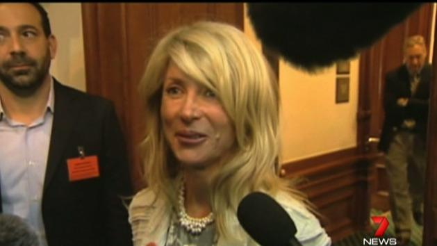 Wendy Davis's 10-hour abortion speech