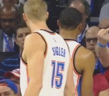 The Sixers Fan Who Flipped Off Russell Westbrook Is A Doctor Who Claims He Was Provoked