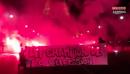 PSG : les supporters fêtent le titre de Champion de France face à la Tour Eiffel (Vidéo)