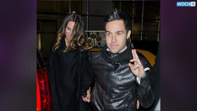 Pete Wentz: 'I'm Ready For Second Marriage'