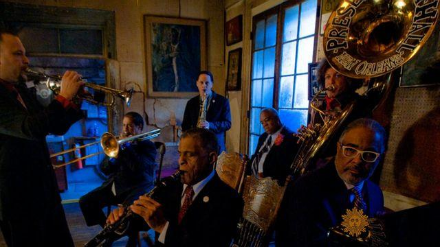 New Orleans Jazz band preserves music of the Old South