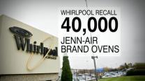 Index: 40,000 Jenn-Air Brand Ovens Recalled