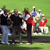 Greg Norman: No One Can Ever Emulate What Arnold Palmer Did for Golf