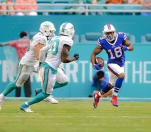 Percy Harvin's NFL career likely as Buffalo Bills place him on season-ending list