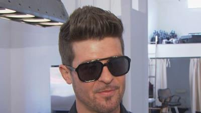 Robin Thicke Talks BET's 'Real Husbands Of Hollywood'