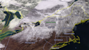 More snow coming for parts of Northeast that have snow on the ground