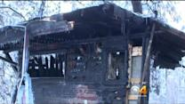 Homeowner Remains Optimistic After Losing House To Fire