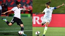 Woman's World Cup: US vs. GER preview