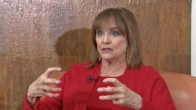 Valerie Harper talks candidly about cancer diagnosis
