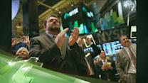 Latest Business News: Stocks Slump in Late Trading; Dow Down 208