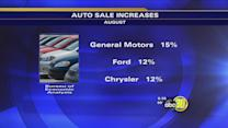 Valley car dealers see signs of an improving economy