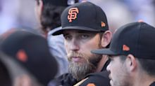 Madison Bumgarner admits dirt-bike injury was 'not the most responsible decision'