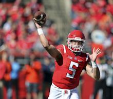Rutgers loses 3 quarterbacks to transfer in less than a week