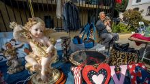 Italy's Banking Garage Sale