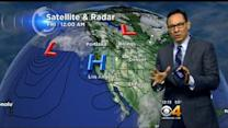 Friday Forecast: Smooth Sailing Through The Weekend