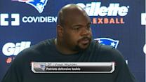 New England Patriots defensive tackle Vince Wilfork: 'It's not our first rodeo'